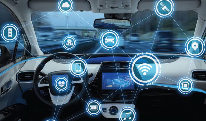 Les voitures connectées et le danger du piratage