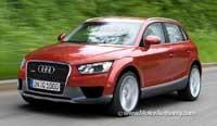 Mini SUV d'Audi: rendez-vous en 2012...