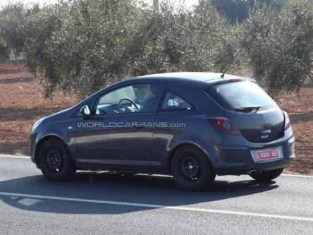 Une version électrique pour la future petite Opel Junior