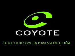 Radars tronçon : Coyote vous préviendra