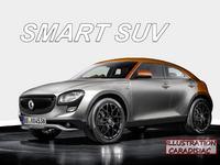 Smart veut son SUV !