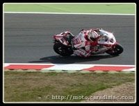 Superbike - Magny-cours D.2 : Fabrizio toujours
