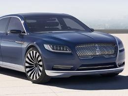 Bentley répond à Lincoln sur le concept Continental