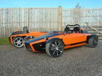 Six-River Racing: une gamme complète de kit-cars