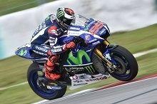 MotoGP - Tests Malaisie : Lorenzo enrhume tout le monde