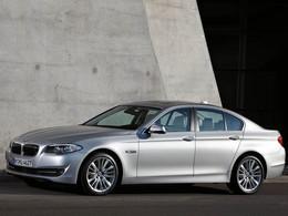 Nouvelle BMW Série 5 F10 : un carton
