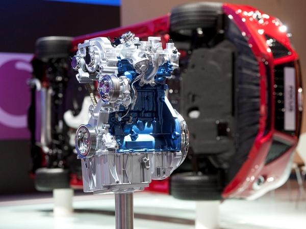 Le trois cylindres Ford décliné sur C-Max et grand C-Max