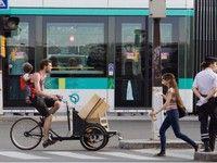 Mortalité routière: à Paris, les piétons représentent la moitié des décès