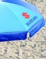 Suzuki vous protège du soleil...