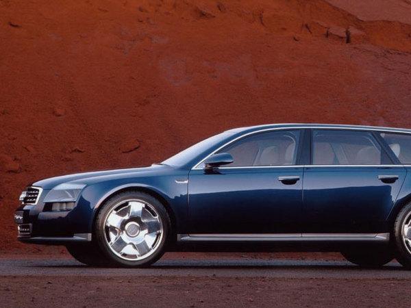 L'Audi A9 existera également en cabriolet