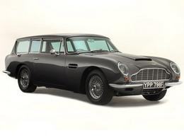 L'une des deux dernières Aston Martin DB6 Shooting Brake est à vendre