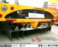 La vidéo du jour : Maserati MC12 Corsa Spyder by Edo Competition - Acte 2