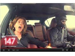 [vidéo] Lexus GS450h : l'hybride qui emballe les coeurs