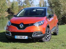 Le Renault Captur récompensé par l'Argus
