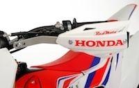 Honda CRF 450R Supermotard série Spéciale... aussi pour la France