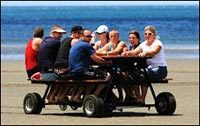 Le pique-nique motorisé, à table ! En voiture !