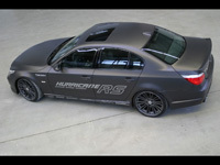 Record de vitesse pour la BMW M5 G-Power Hurricane: 367,4 km/h!