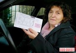 Les volutes au volant sanctionnées ! 22€ d'amende pour avoir grillé une clope en conduisant