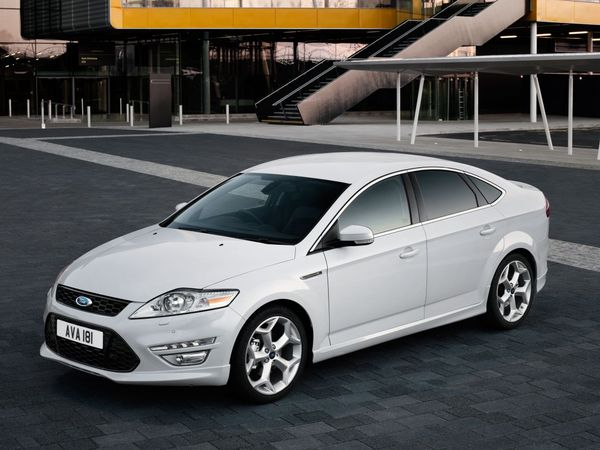 Ford Mondeo restylée : officielle