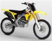 Nouveauté 2011: Suzuki dévoile les 250 RM-Z et 450 RM-Z 2011