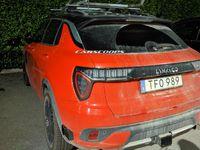 Un SUV Lynk & Co 01 bardé de capteurs surpris en Italie