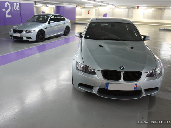 Photos du jour : BMW M3 E90