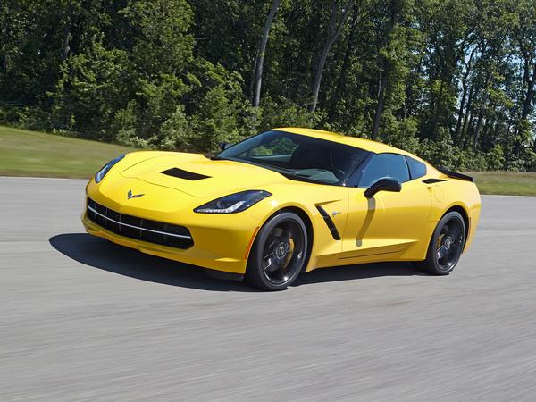 La Corvette est disponible en Europe et aura bientôt droit à une boîte automatique