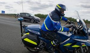 Autoroute A4: course-poursuite sur 70 kilomètres avec un jeune sans permis
