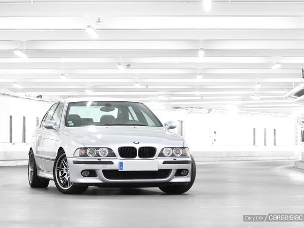 Photos du jour : BMW M5 E39