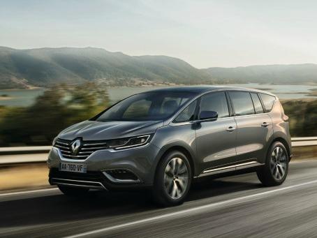 Le Renault Espace repensé pour la Chine