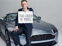 Insolite : une Aston Martin Vantage GT Roadster à gagner pour la bonne cause
