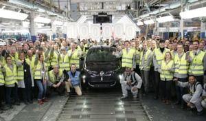 Renault : 100000 Zoe produites
