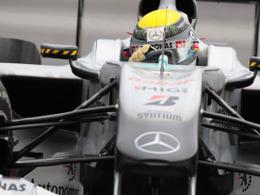F1 - GP Europe, essais libres 1 : Rosberg devant les McLaren