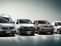 Résultats 2016 - Les utilitaires Volkswagen ont la cote