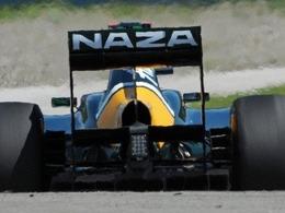 Le Team Lotus freiné en plein envol ?