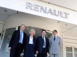 Recherche / mobilité durable : Renault et le CEA main dans la main