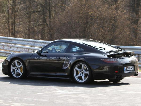 Un KERS pour la future Porsche 911