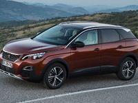 Le Peugeot 3008 est élu Voiture de l'année 2017!