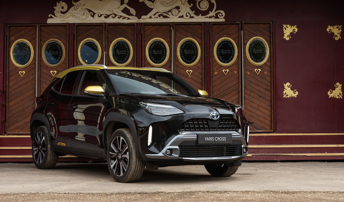 Toyota Yaris Cross Hybride : futur best seller - Salon Caradisiac Electrique/hybride 2021