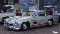 Miniature : 1/43ème - MERCEDES 300SL