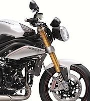 Triumph, nouveauté 2012: la Speed triple R
