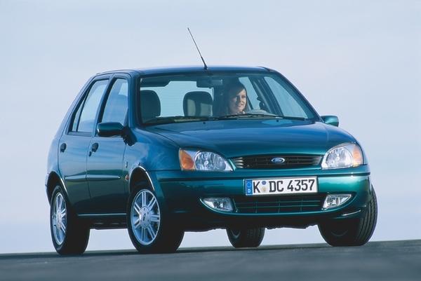 envoi rapide partie de voiture 1996-2002 FORD FIESTA MK4 1.4 16V capot moteur