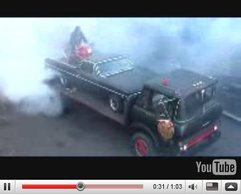 Vidéo insolite : Triple burn vertical