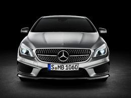 Ventes mondiales : Mercedes en forme en novembre