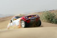 Peterhansel remporte la 7e étape, Alphand prend la tête du Dakar