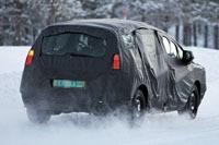 Futur Peugeot 3003 ou quand le 3008 s'allonge...