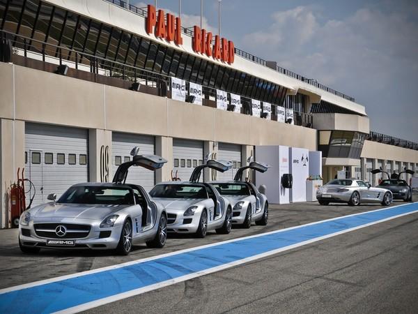 Mercedes AMG Tour : la galerie HD complète