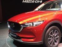Mazda CX-5: affiné - Vidéo en direct du salon de Genève 2017