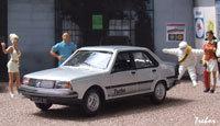 Miniature : 1/43ème - RENAULT R18 turbo