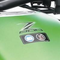 Actualité moto - Nouveauté Kawasaki: La Z 750 est morte vive la Z 800 !